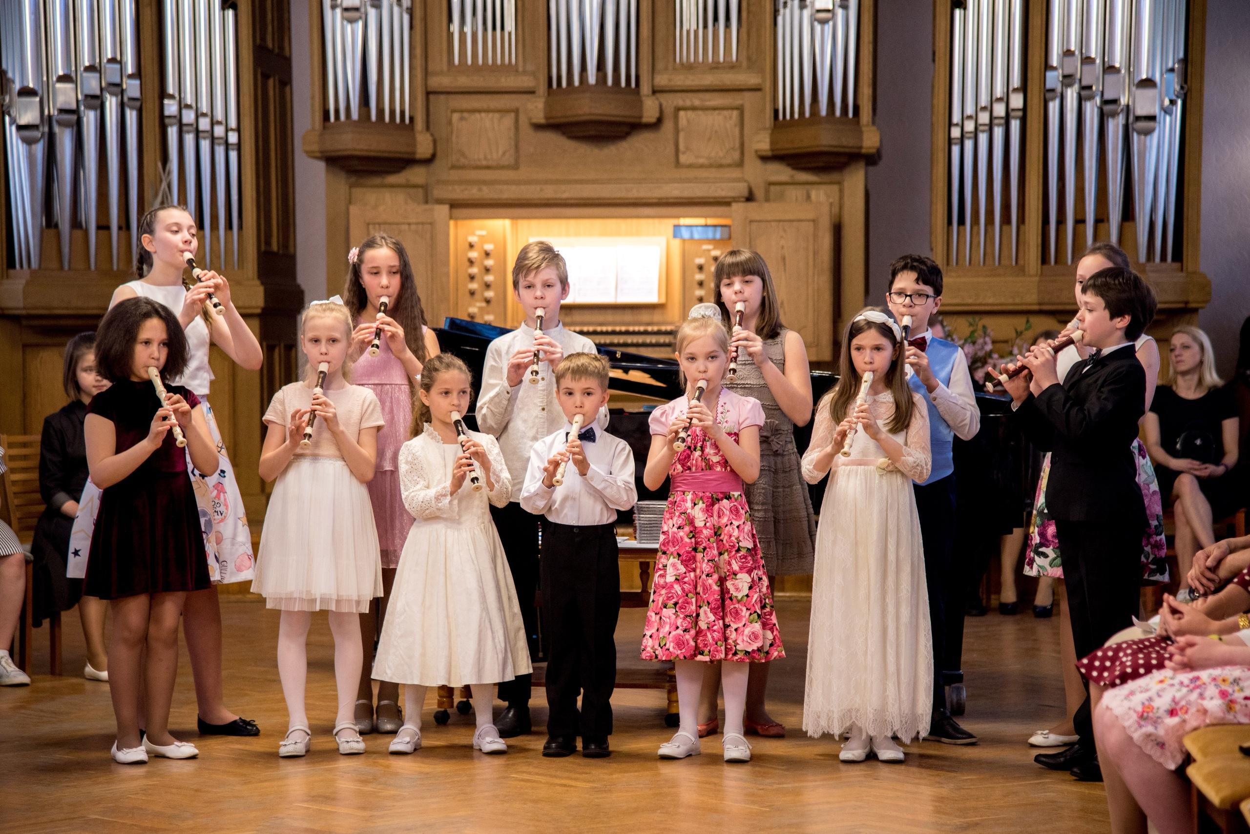 Фото: ГБУДО г. Москвы «Детская музыкальная хоровая школа «Весна» имени А.С. Пономарева»